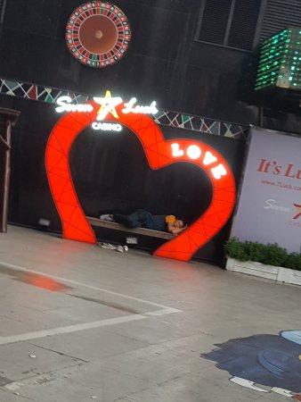 seven luck casino hilton seoul