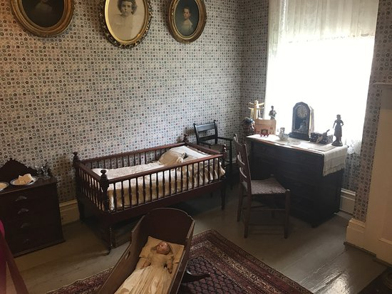 Auburn, NY: One of his children's rooms