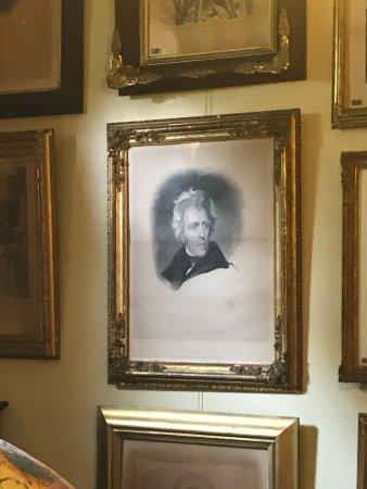 Auburn, NY: President Jackson