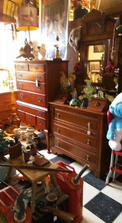 Broken Arrow Antiques: Furniture All Over The Shop .antique Primitive And  Vintage