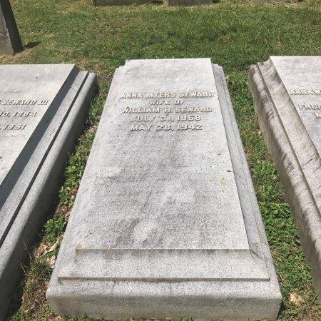 Auburn, État de New York : Seward family graves
