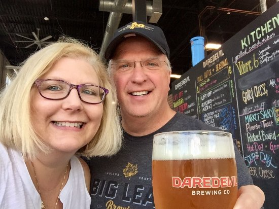 Speedway, Ιντιάνα: Daredevil Brewing Company