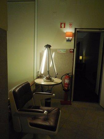 Pao de Acucar Hotel: Sala común