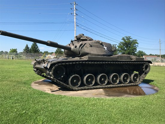 Patton Museum of Cavalry and Armor