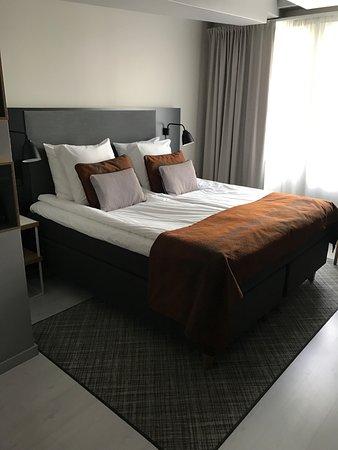 Confortable designer hotel