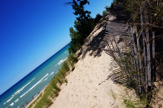 Chesterton, IN: The dunes.