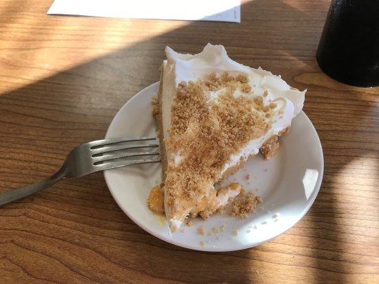 Inwood Restaurant: butterscoth pie