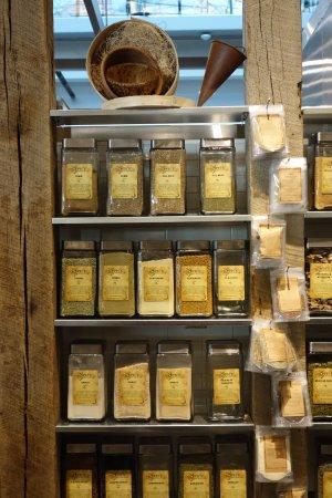 Downtown Market: Bulk spices at Spice Merchants