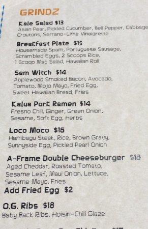 A-Frame, Los Angeles - Menu, Prices & Restaurant Reviews - TripAdvisor
