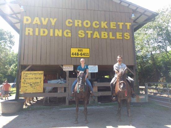 Davy Crockett Riding Stables