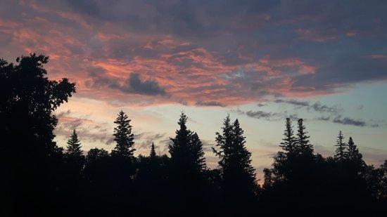 Hecla Island, Canadá: Sunrise