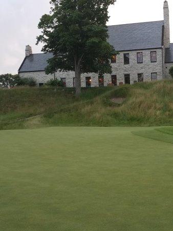 Whistling Straits Golf Course And Irish