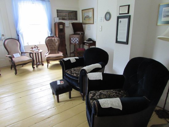 Long Sault, Kanada: Inside house (accessible by request)
