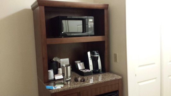 Hilton Garden Inn Dallas/Addison: Mini kitchen