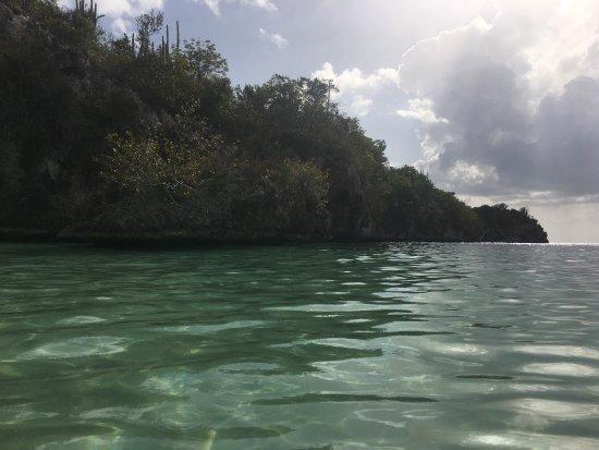 La Romana Province, Dominican Republic: aguas cristalinas