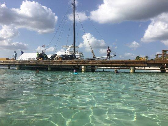La Romana Province, Dominikanische Republik: aguas cristalinas