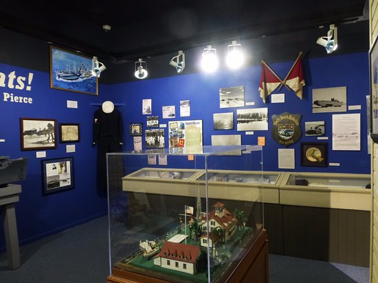 Fort Pierce, Floryda: St Lucie County Regional History Center