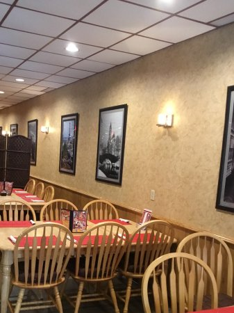 Listowel, Canadá: Dining room