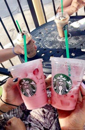 Neptune Beach, FL: Pink Drink!