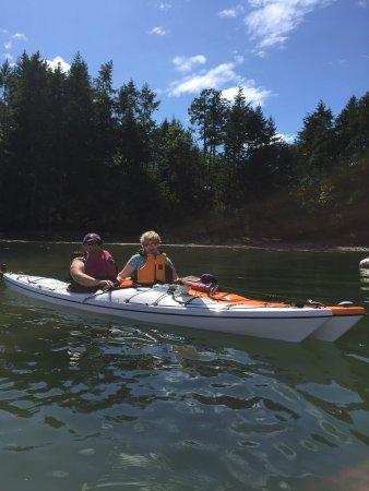 Pender Island Kayak Adventures Photo