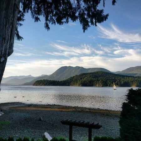 Sechelt, Canadá: View from our cottage