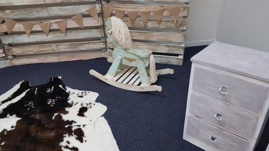 Biloela, Australia: More Furniture and homewares up the back...