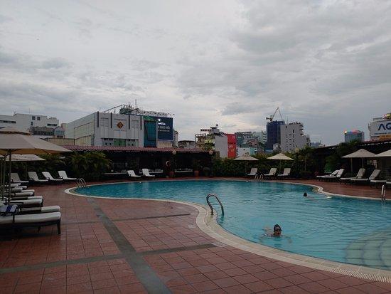 西貢新世界飯店照片