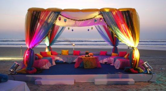 Window View - Picture of Holiday Inn Resort Goa, Cavelossim - Tripadvisor