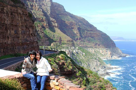 Provincia del Capo Occidentale, Sudafrica: Awe-Inspiring views at altitude @ Chapman's Peak Drive