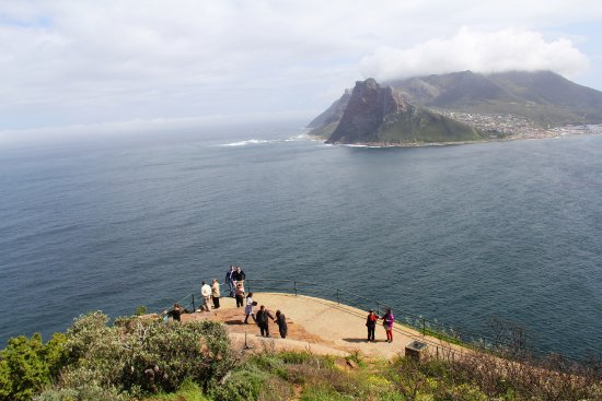 Western Cape, Sør-Afrika: Awe-Inspiring views at altitude @ Chapman's Peak Drive