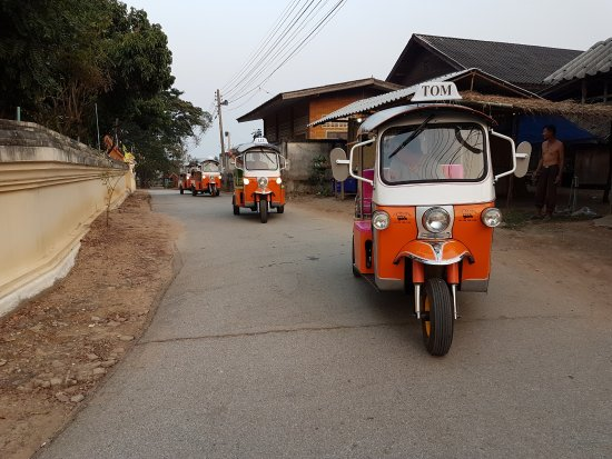The Tuk Tuk Club