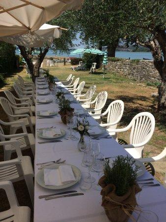 Isola Maggiore, Italie : Da Sauro