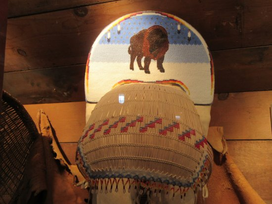 Native American Exhibit, Battle Mountain Cookhouse Museum, Battle Mountain, Nevada