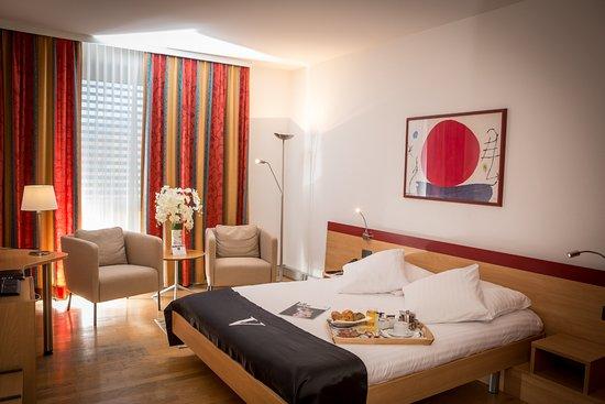 Hotel vatel martigny schweiz omd men och for Hotel boutique martigny