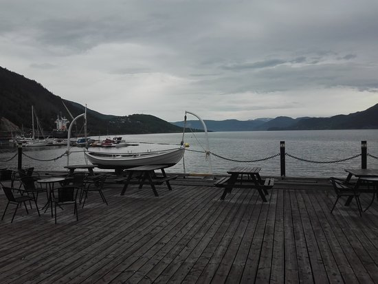 Rognan, Норвегия: IMG_20170709_194409_large.jpg