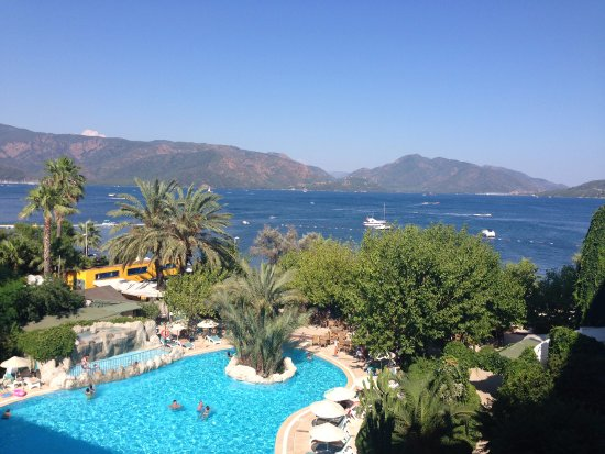 Tropikal Hotel Bild