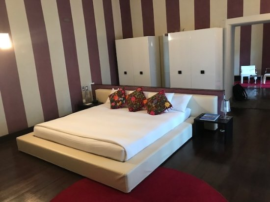 Casa Cartagena Boutique Hotel & Spa: Bedroom for 3 nights