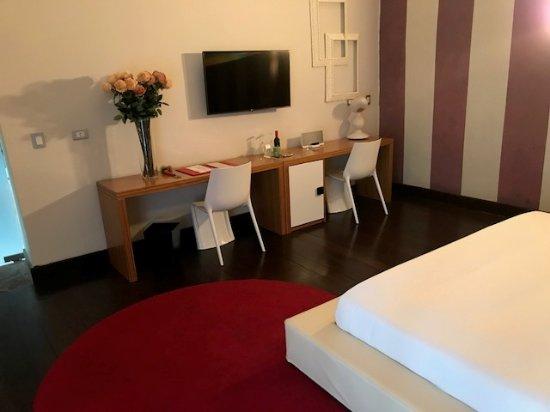 Casa Cartagena Boutique Hotel & Spa: Bedroom for 3 nights