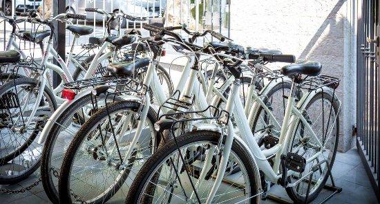 Hotel Originale : Noleggio Biciclette Gratuito