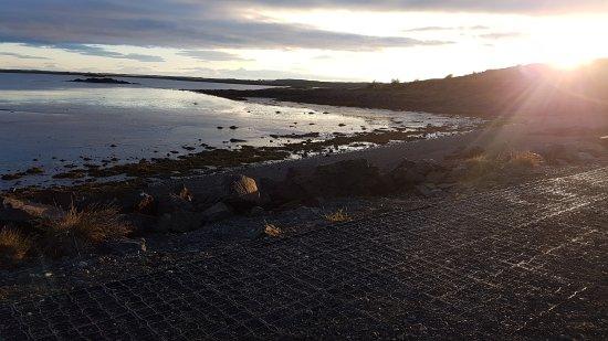 Borgarnes, Island: 20170708_222202_large.jpg