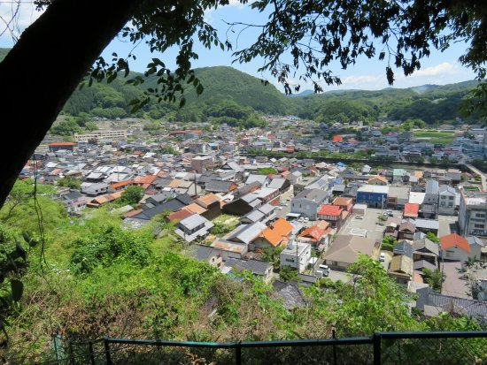 Gohongatake Castle Ruins