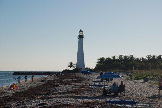 Bill Baggs Cape Florida State Park : Cape FL Lighthouse