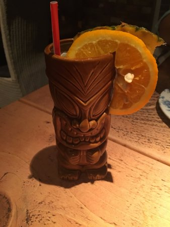 Repton, UK: Midiki Tiki cocktail