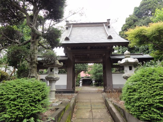 Tokugetsuin Temple