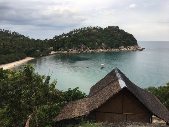 The Sanctuary Thailand: View from Leila House.