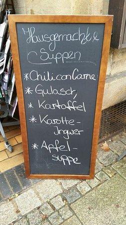 Sulzbach-Rosenberg, Alemania: Lust auf hausgemachte Suppen?