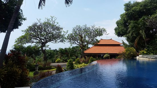 Puri Mangga Sea View Resort & Spa: Wunderschöne Hotelanlage