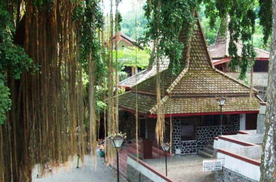 Saint Mary's Cave Sendangsono, Kulon Progo