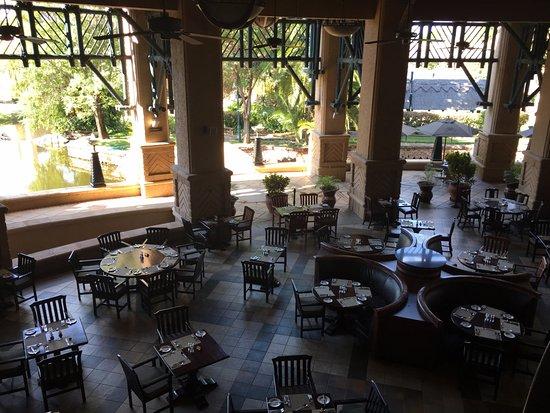 The Kingdom at Victoria Falls: Kingdom Hotel