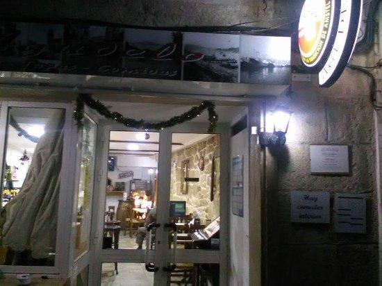 Marín, España: Bar Agudelo